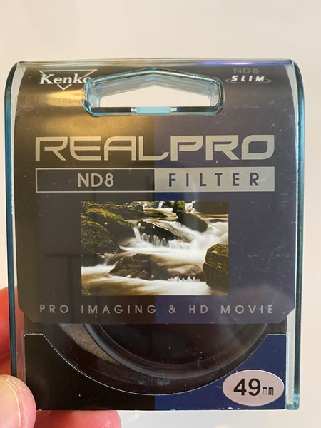 Kenko REAL PRO ND8 49MM