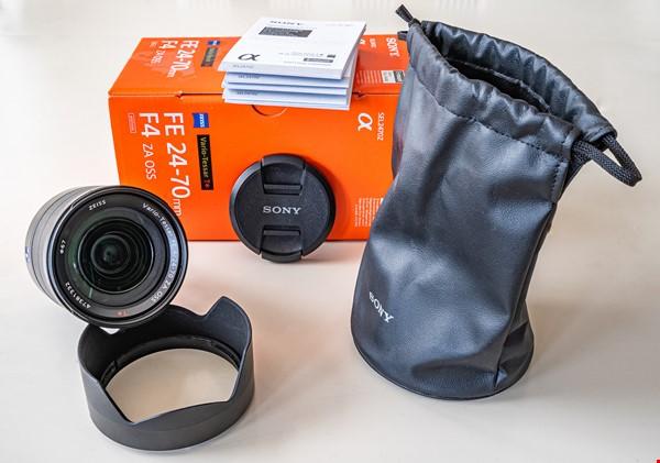 Sony-Zeiss FE 24-70/4,0 ZA OSS Vario Tessar T* E-mount