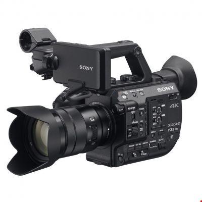 Sony PXW-FS5 + SEL 18-105mm f/4G PZ OSS