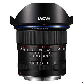 Laowa 12/2,8 Zero-D för Canon EOS (fullformat)