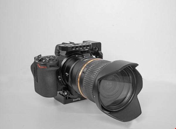 Nikon Z6+Tamron 24-70 2.8 ProresRAW licens