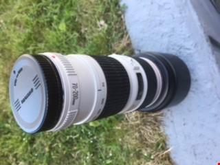 Canon ef 70 -200