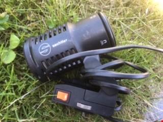 Sachler kamera lampa