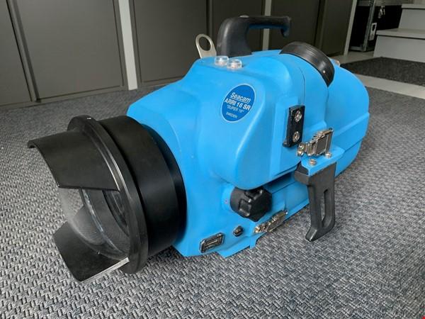 Arriflex SR Super-16 undervattenshölje med tillbehör