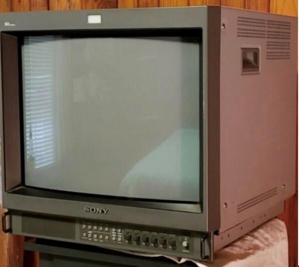 Äldre monitorer köpes. CRT PVM