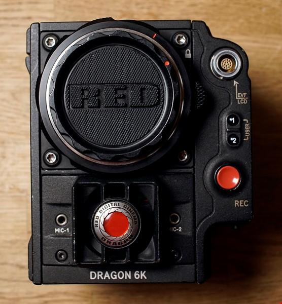 RED Epic-X Dragon-paket + Tillbehör