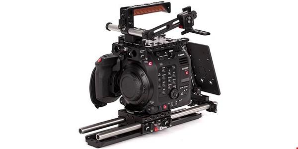 Canon EOS C500 MKII, 5,9K RAW, Full-frame, PL/EF fattning