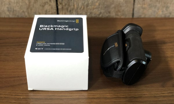 Blackmagic URSA handle