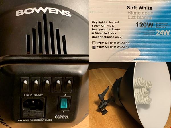 Bowens StreamLite 530