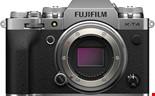 Ny Fujifilm X-T4 silver oanvänd med kvitto!