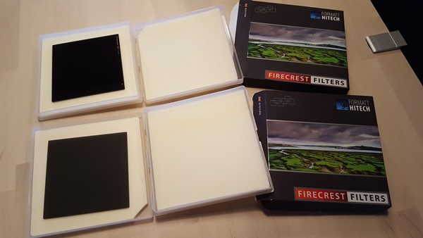Firecrest ND 100x100mm 4x4 ND 2 & 4 Stops