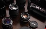 Contax Zeiss, Nikon, Pentacon Objektiv (Vintage)