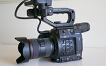 Canon c200+objektiv, smallhdfocus7,cfast2,NTG5