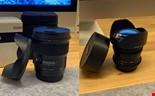 Vidvinkelobjektiv till Canon. Sigma 24/1.4 Art & Samyang 14mm T3.1