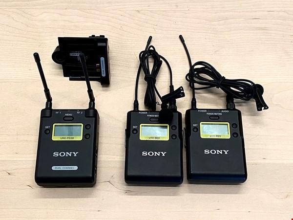 Sony URX-P03D Trådlöst ljudkit