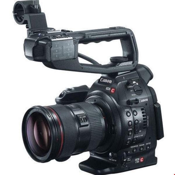 Canon C100 Full HD 1920x1080