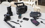 Sony Fs7 Mark i Batteri BP-U30 2 x Sony XQD-kort 64GB