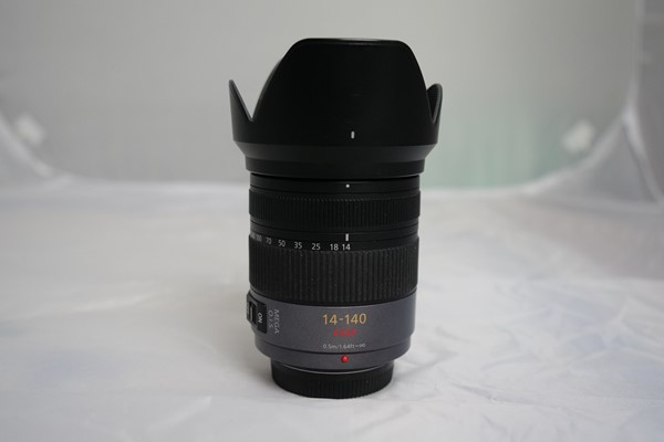 PANASONIC LUMIX G VARIO 14-140mm POWER O.I.S.