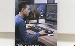 DaVinci Resolve Studio licens