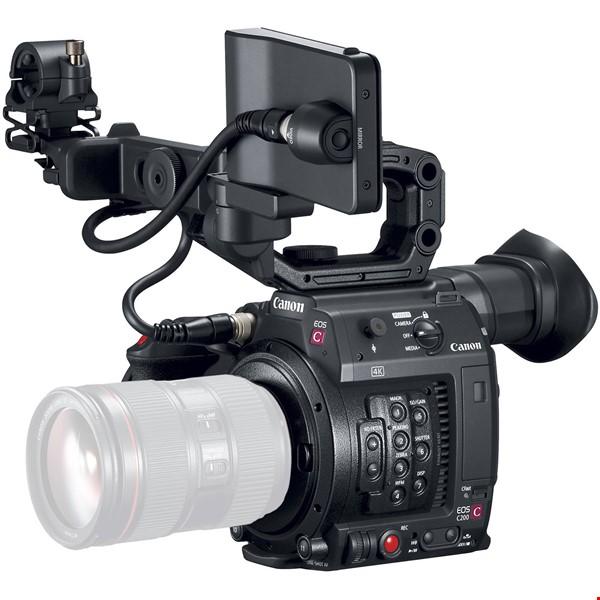 Canon C200 + 2TB CFast + Sigma 18-35mm