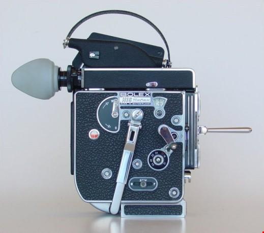 Bolex Rex eller SBM 16mm kamera