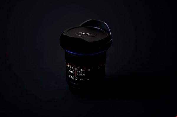 Laowa 12mm f/2,8 Zero-D till Canon