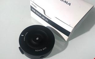 Sigma USB dock till Nikon F