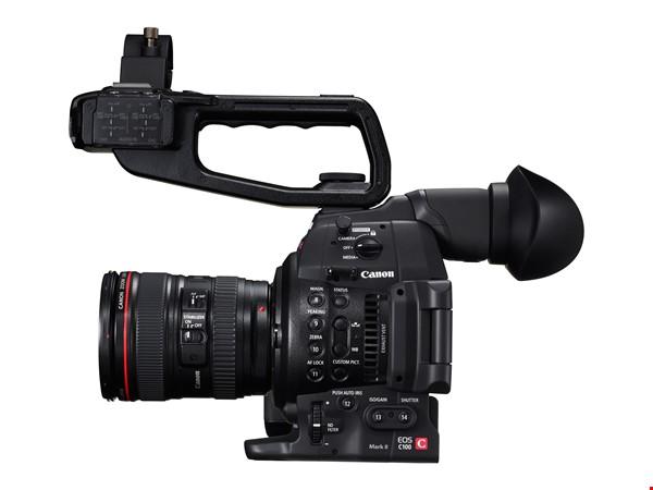 Canon C100 mark II