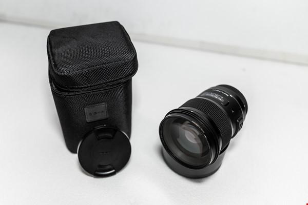 Sigma ART 50mm 1,4f Canon