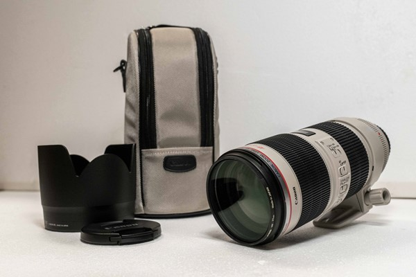 Canon 70-200 2,8L IS II USM
