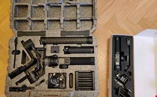 Feiyu AK4500 gimbal kit