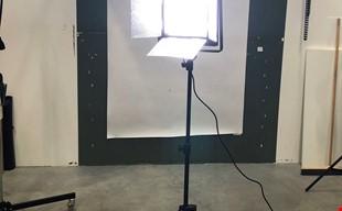 Film/foto ljus Lysrörspaneler