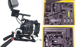 Canon EOS C300 MKII 4K