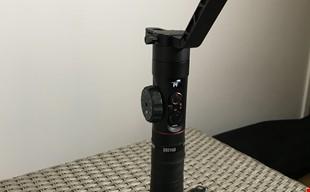 Camera stabilizer: Zhiyun-Tech Crane-2 3-Axis Stabilizer with Focus Motor