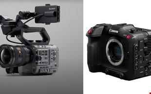 Köpes: Sony fx6, Canon C70, Sony a7siii