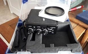 XLR-adapter/ Variabelt ND