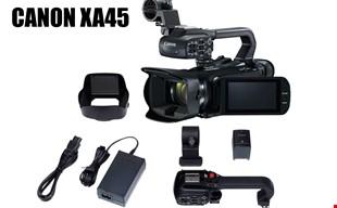 Videokamera Canon XA 45 i nyskick
