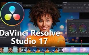 Davinci Resolve 17 Studio