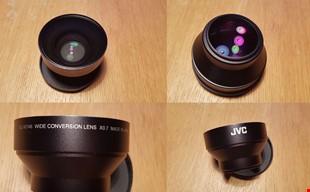 JVC GL-V0746 Wide Conversion Len x0.7