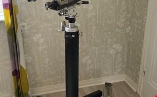 Stativ samson studio samt 2 kameror