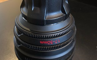 Red zoom 17-50mm PL-mount