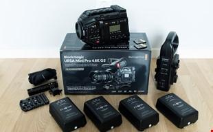 Blackmagic Design URSA Mini Pro 4,6K EF G2 kit
