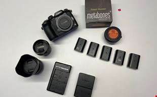 Panasonic GH5 + Leica 25mm f1'4