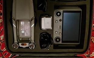 DJI Mavic pro 2 med Smart controller