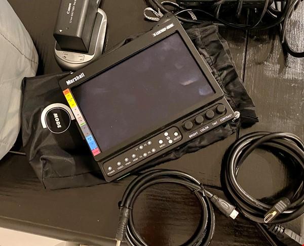 Marshall Camera monitor LCD70XP