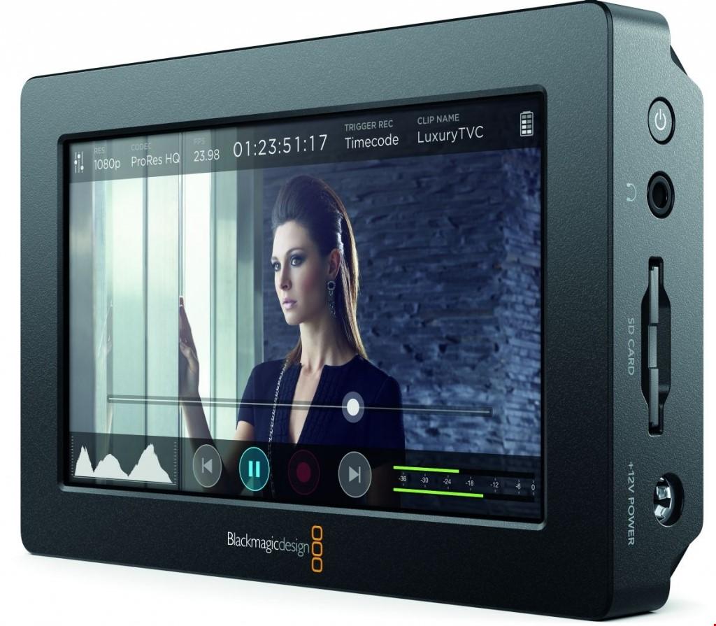 NYSKICK Black magic video assist HD monitor