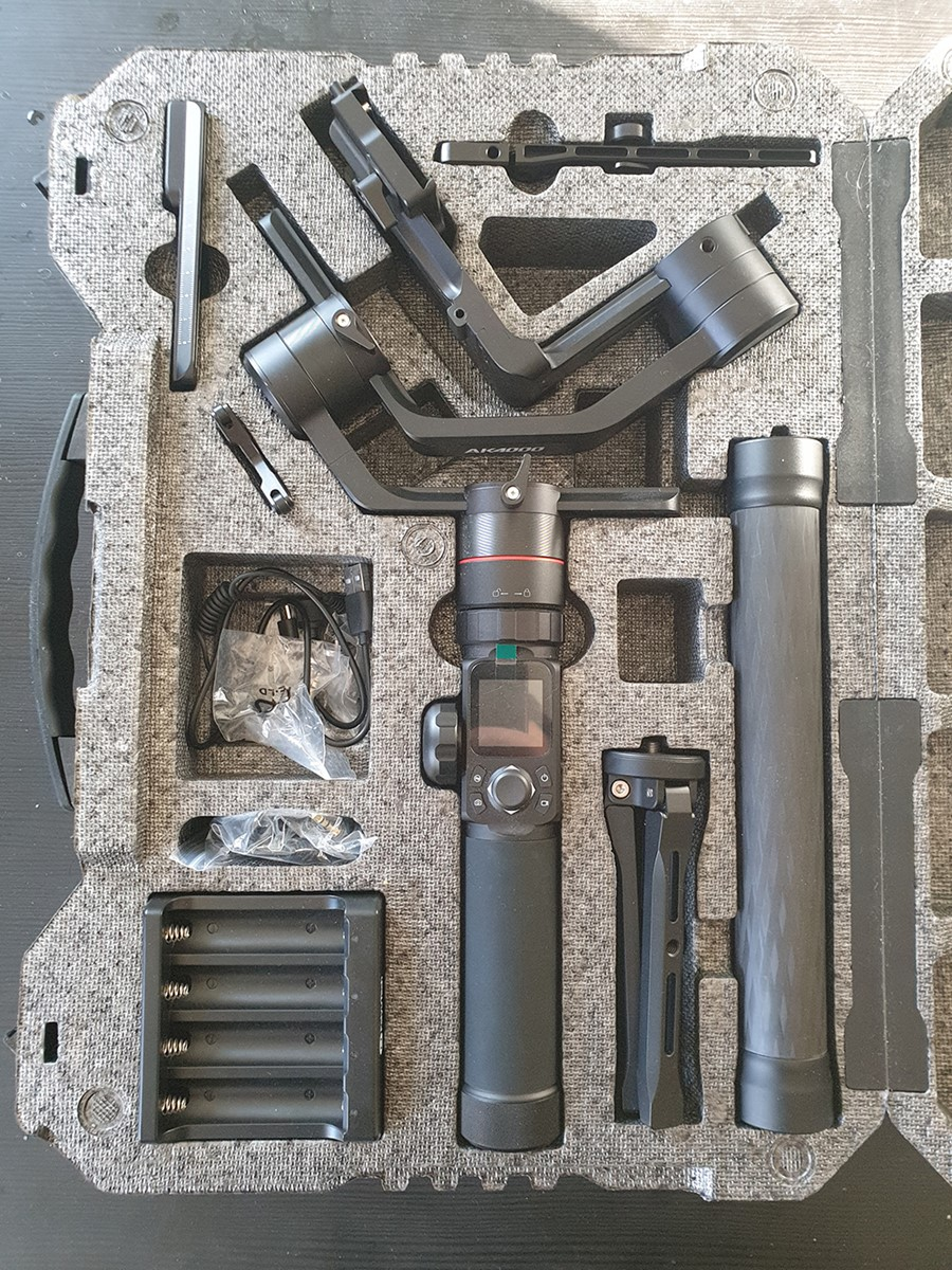 Feiyu-Tech AK4000 Gimbal