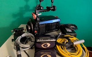 PHANTOM FLEX 2 K HIGH SPEED CAMERA