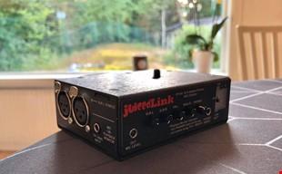 JuicedLink DT454 ljud-preamp till DSLR kamera