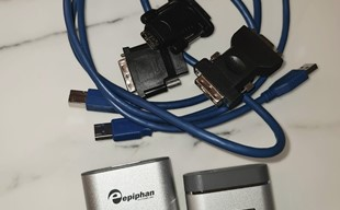 Epiphan DVI2USB 3 video capture - livestreaming